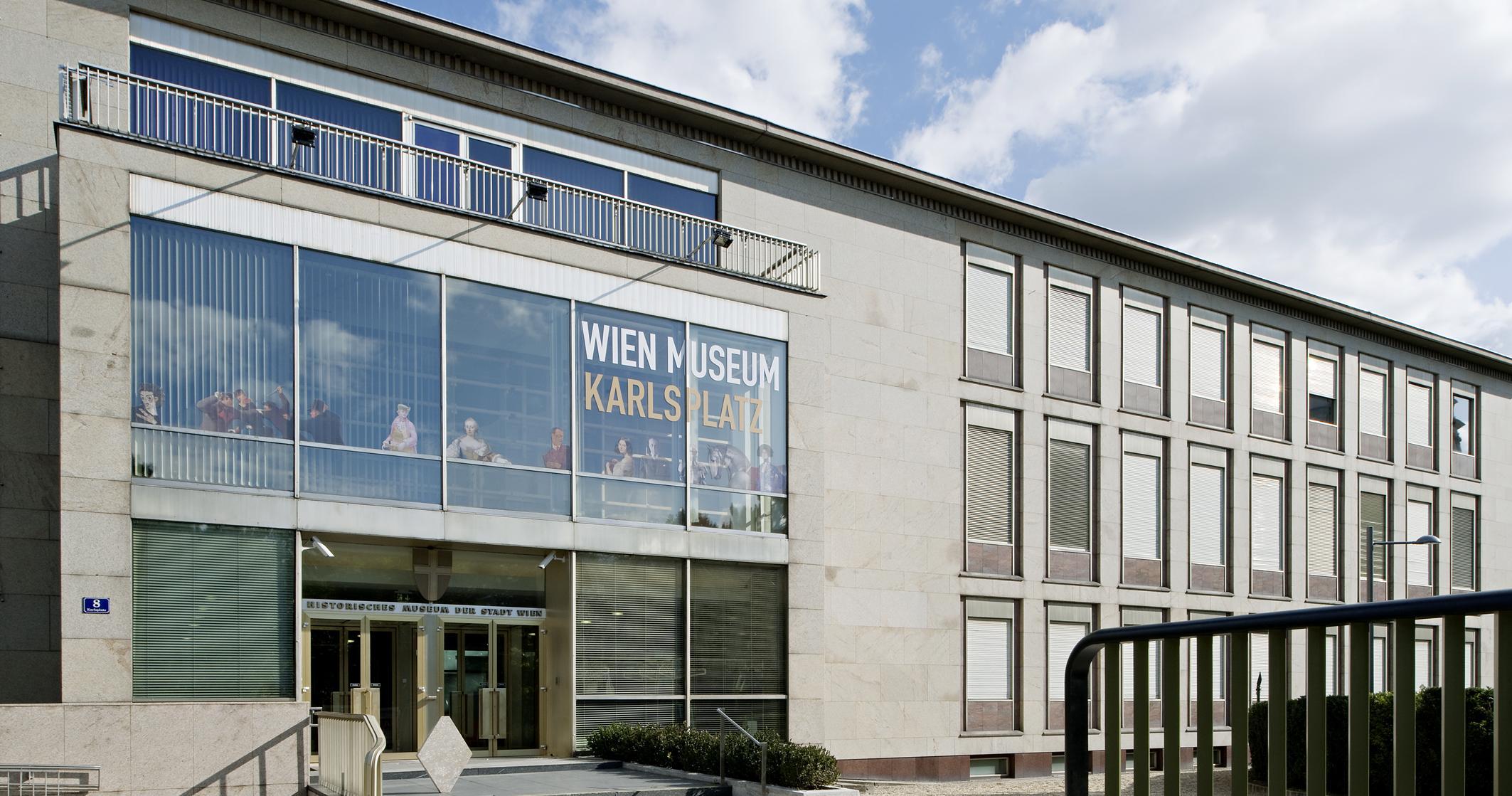 Vienna Museum - Karlsplatz