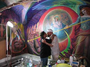 Mischtechnik Painting Seminars