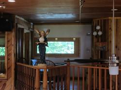 Upper floor of the Studio