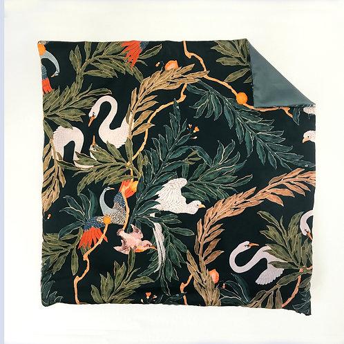 Kissenhülle Oriental Birds 40 x 40 cm / 50 x 50 cm
