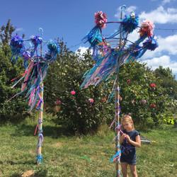 Candyfloss Corner - Purbeck Folk '19
