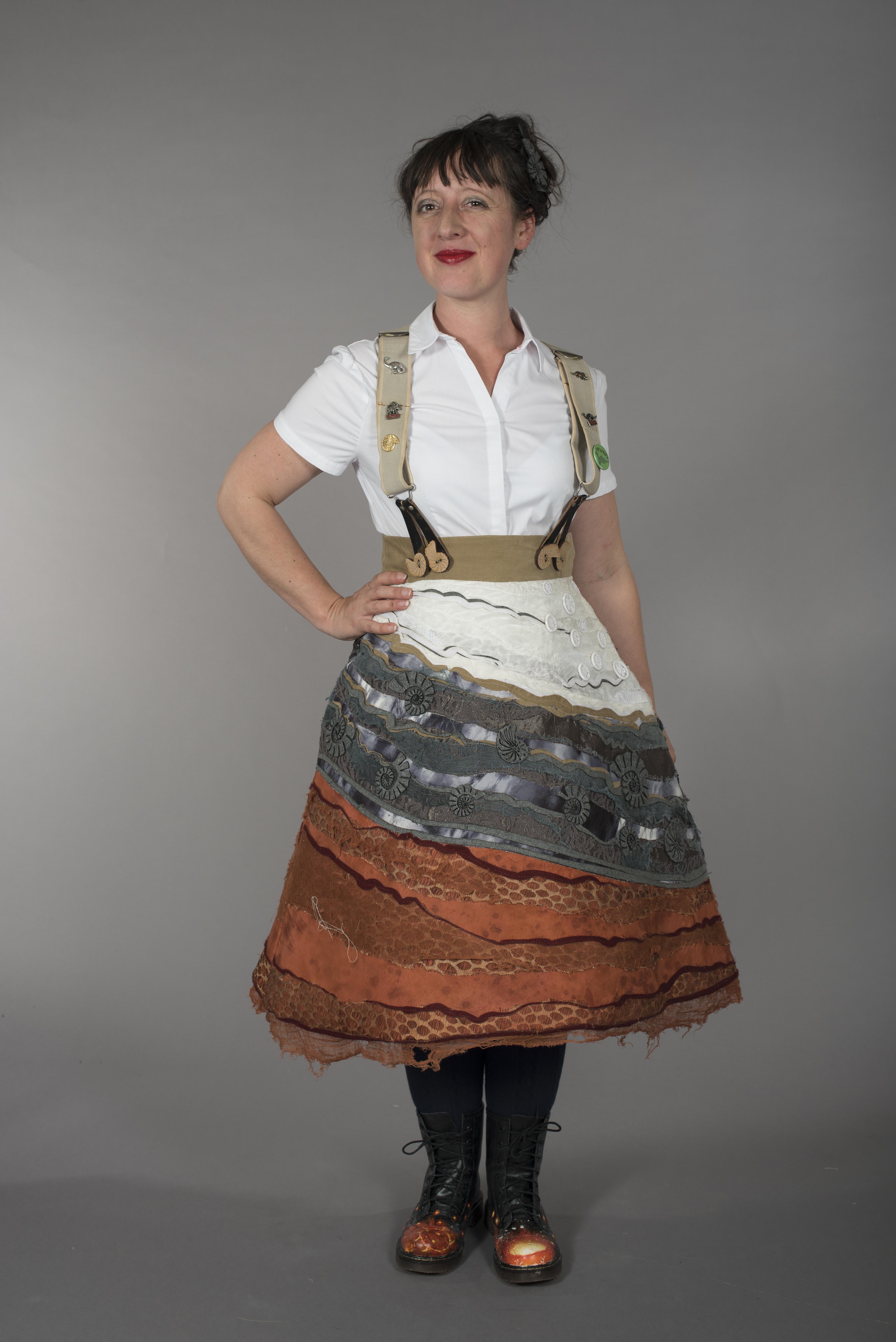 Sedimentary Skirt 2018