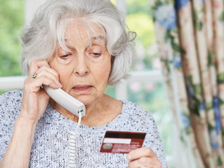 Keep Seniors Safe from Fraud