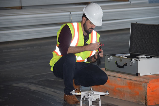Using Drones For Measurements At Your Construction Site