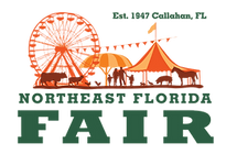 Image of NE FL fair logo