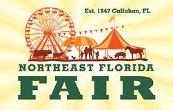 NE FL fair logo