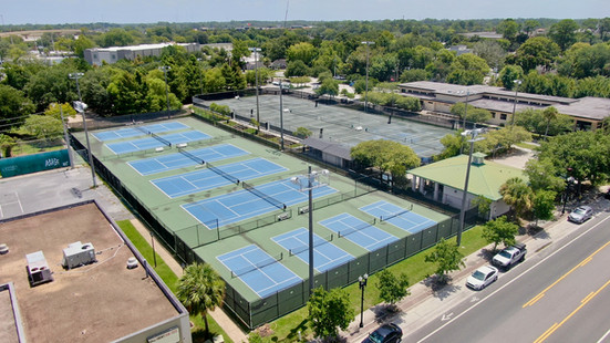 Southside Tennis Courts