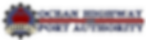 Ocean highway and port authority logo