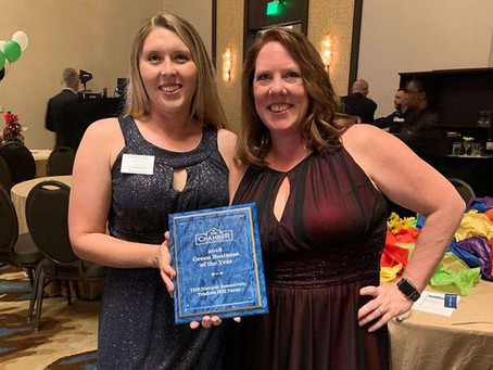 Traders Hill Farm Wins 2018 Green Business of the Year