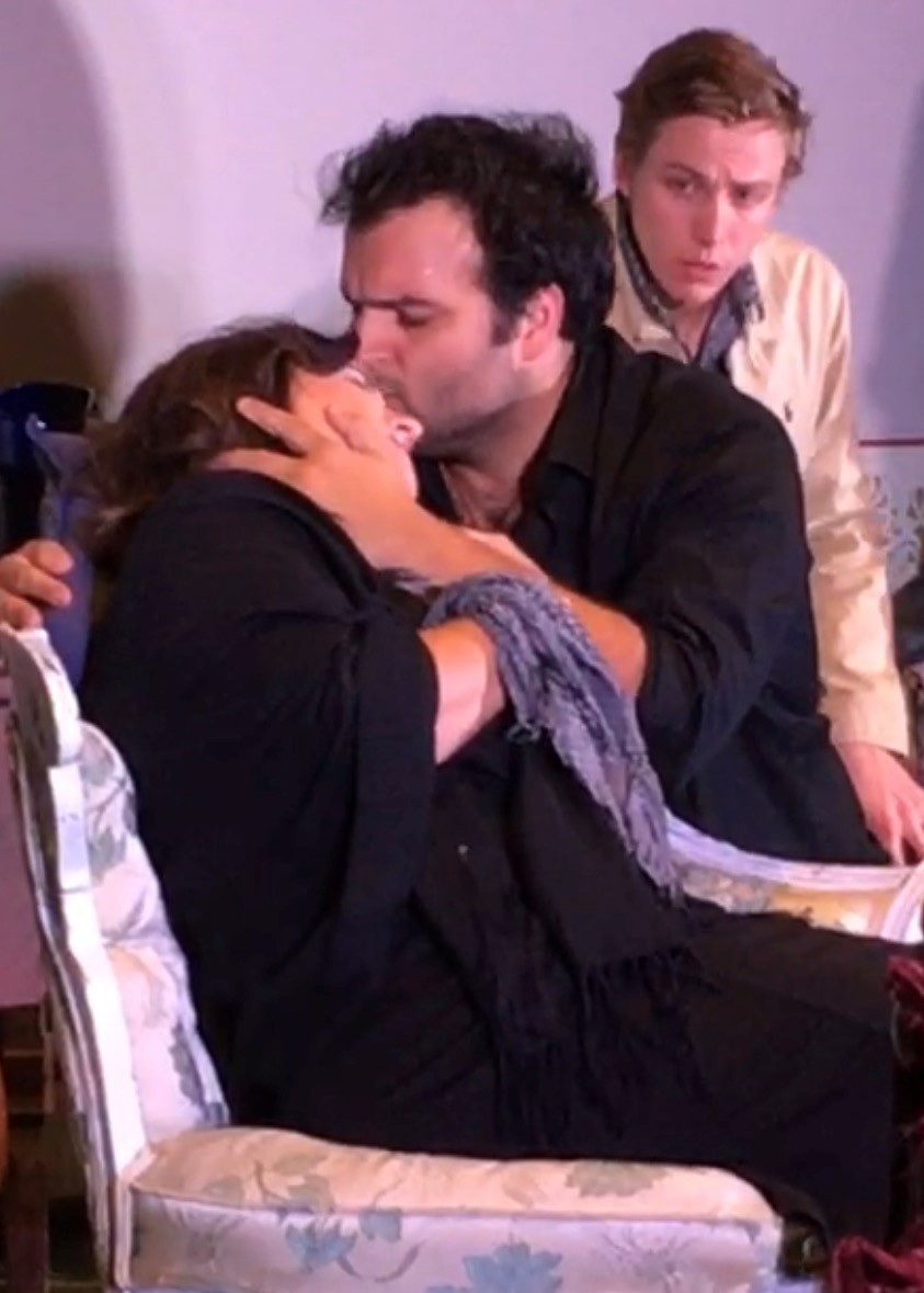 as Mimi in La Bohème (Grafton, VT)