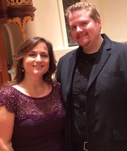 with tenor Raymond Geis
