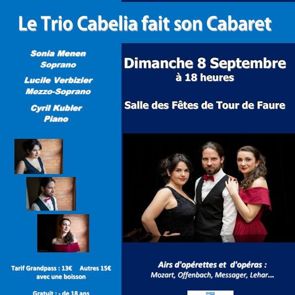 Trio Cabelia