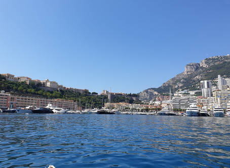 French Riviera Boat Tours a Perfect Social Distancing Experience Along The Cote d' Azure