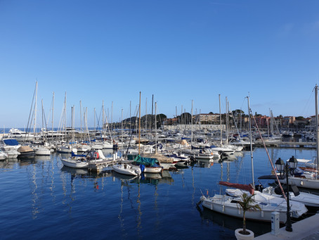St Jean Cap Ferrat Port and Beaches