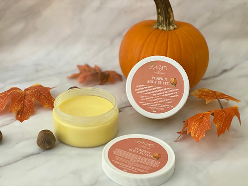 Pumpkin Body Butter