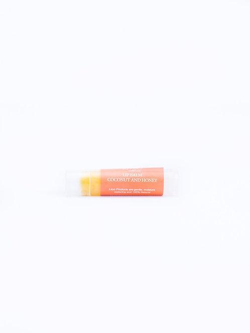 Coconut Honey Lip Balm
