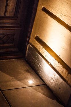Lichtplanung Eingangsbereich LED