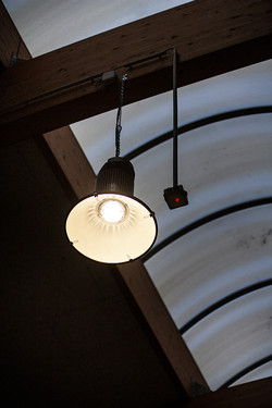 Deckenlampe Halle LED dimmbar