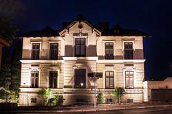 Lichtplanung Beleuchtung Fassade