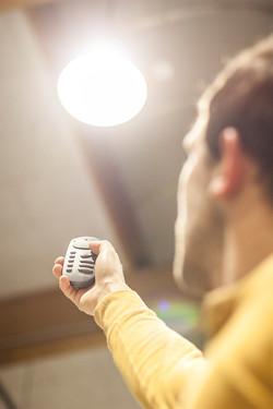 Lichtplanung Fernsteuerung
