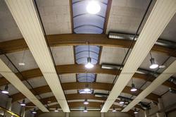 Lichtplanung Halle Industrie