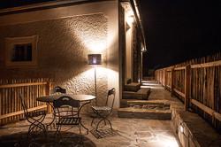 Lichtplanung Beleuchtung Terrasse