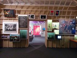 Lichtplanung Ausstellung