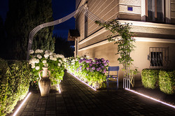 Lichtplanung Lichtdesign Garten