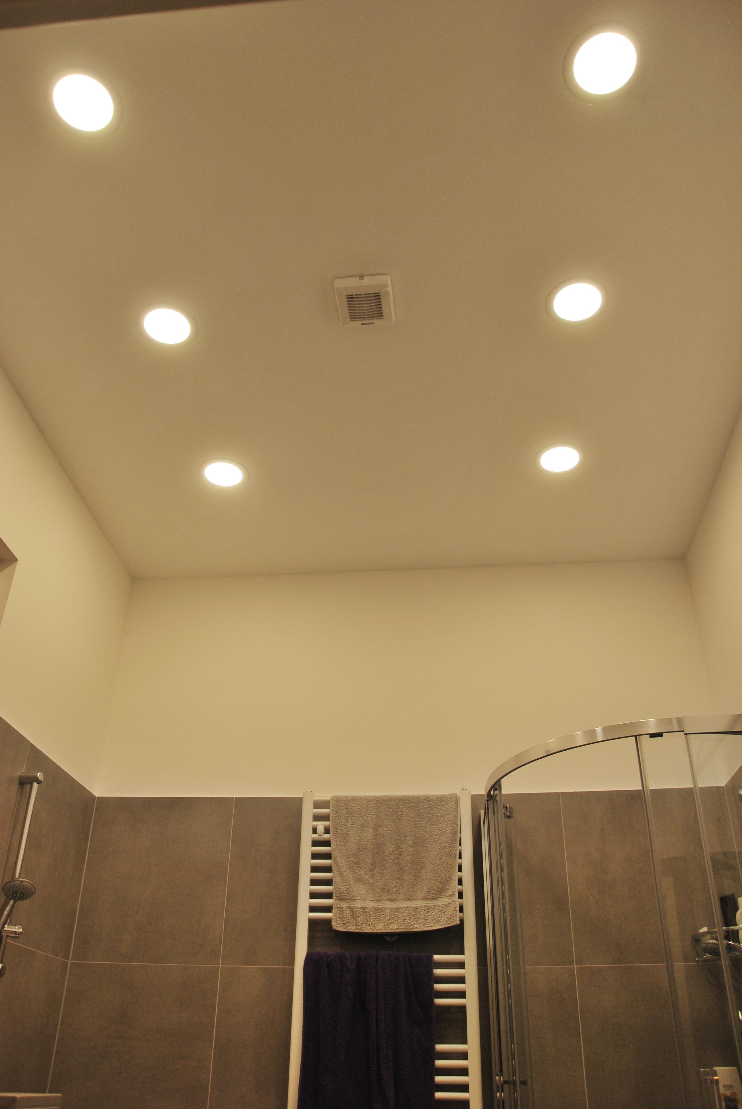 Lichtplanung Badezimmer