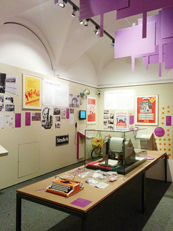 Beleuchtung Ausstellungsraum