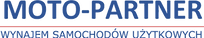logo Wypoyczalnia Samochodów Moto-Partner