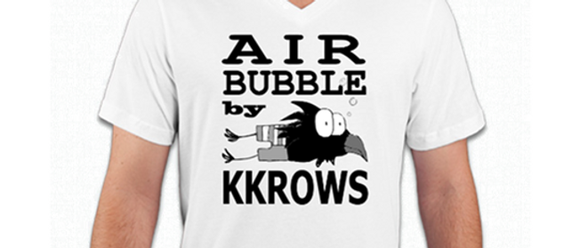 AIRBUBBLE TEES