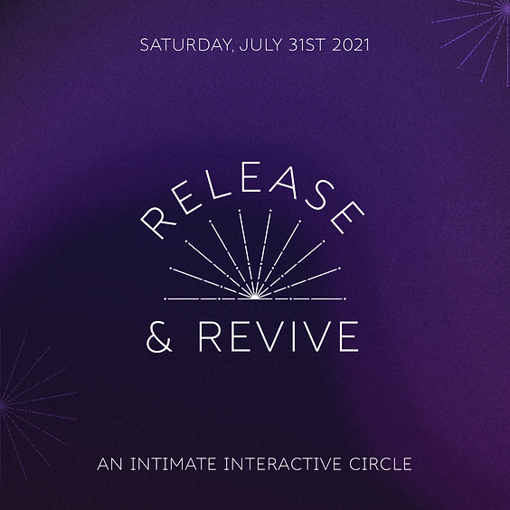 Release and Revive with Chayne