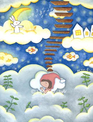 Sky Island Illustration #24