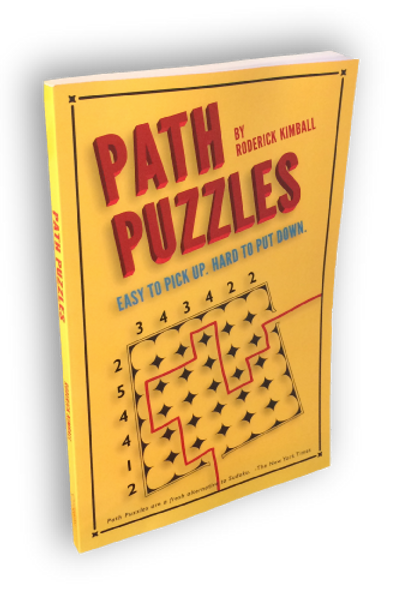 The Path Puzzles book
