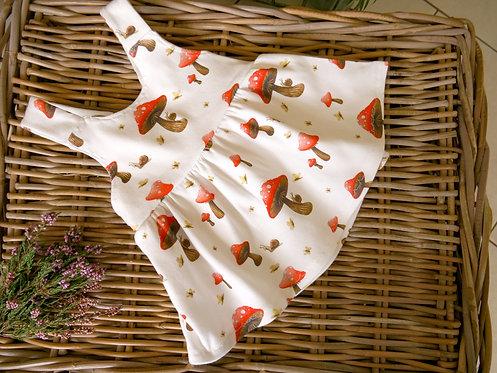 Fairy Mushroom Dress