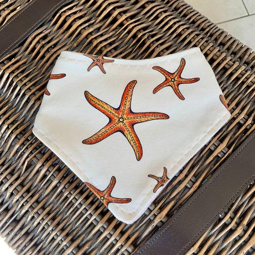 Dribble Bib - Starfish