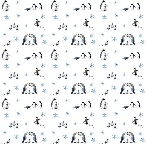 Penguin Romper