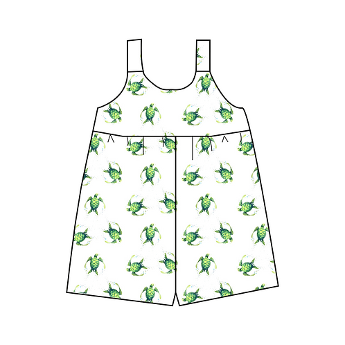 Turtle Overall
