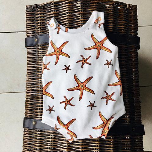 Starfish Short Romper