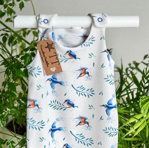 Kingfisher Short Romper