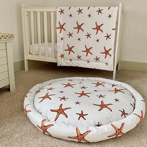Ultra Padded Starfish Playmat