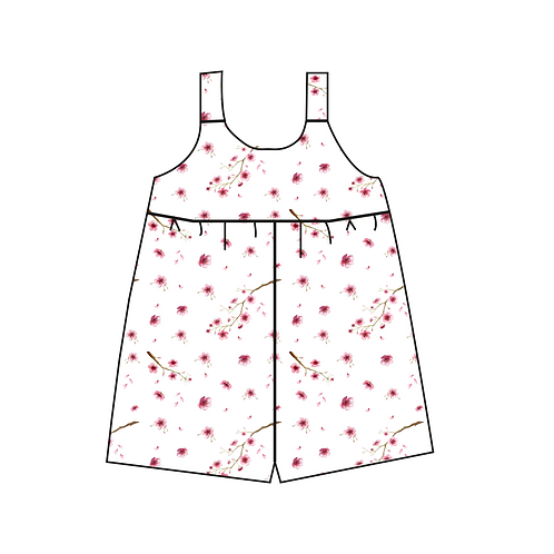 Blossom Overall
