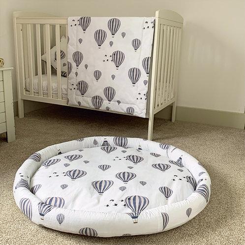 Play Mat, 24 Inch Cushion, Quilt (Incl. shipping)