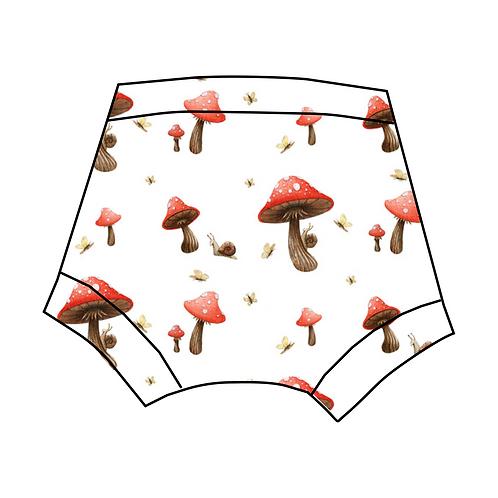 Fairy Mushroom Shorts