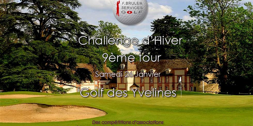 9ème tour du Challenge d'Hiver FBSG