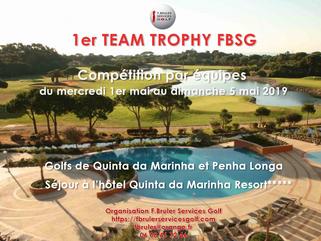 1er Team Trophy FBSG