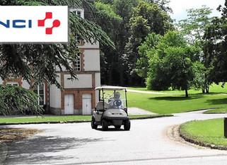 Compétition Vinci au golf des Yvelines