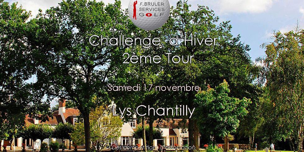 2 ème tour du Challenge d'Hiver FBSG