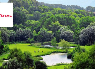 Compétition TOTAL au golf d'Ableiges